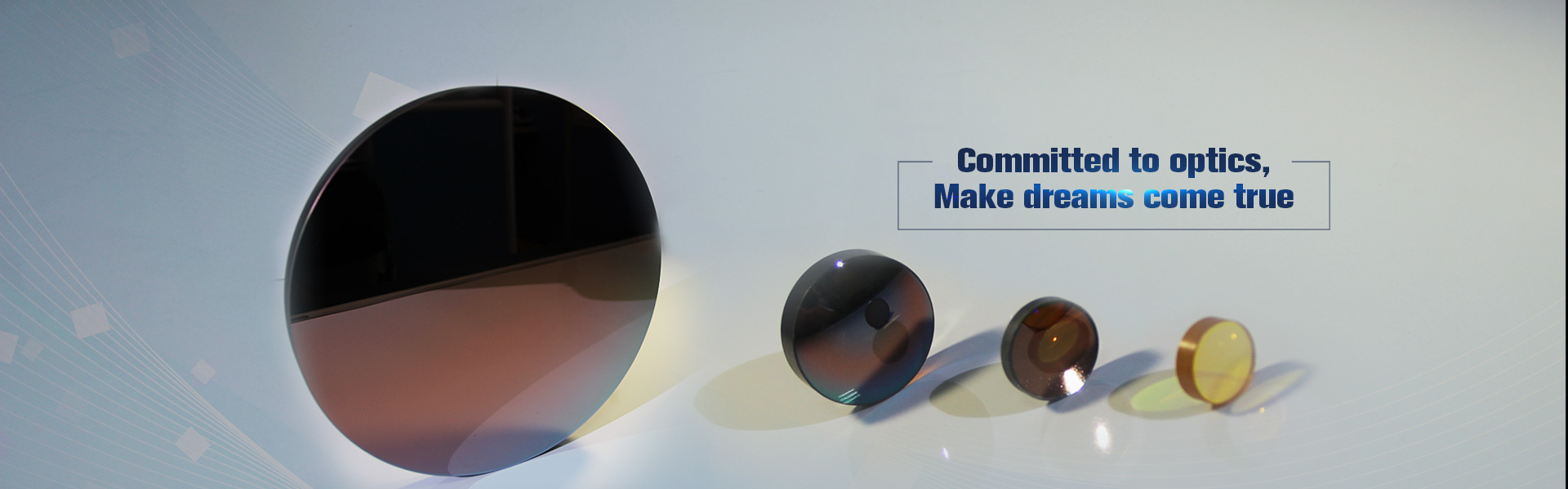 Coaxial/Off-axis Aspheric Mirror
