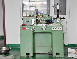 Edge grinding machine