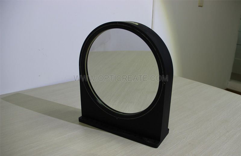 Coaxial Big Aperture Parabolic lenses combination