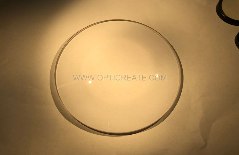 CaF2 Window & Lens